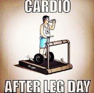 Cardio For Days