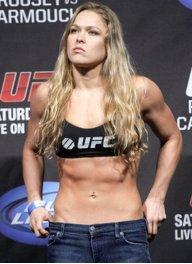 Ronda is my waifu