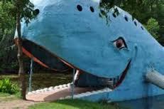 Concrete Whale