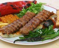 Kebab made by Khabib