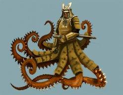 Octupus Samurai