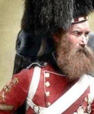 Scottish Redcoat