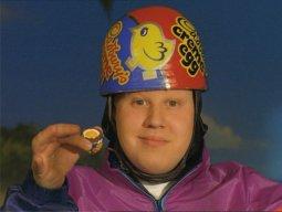 Cadburry P Egg