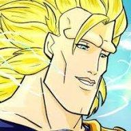 Handsome Goku